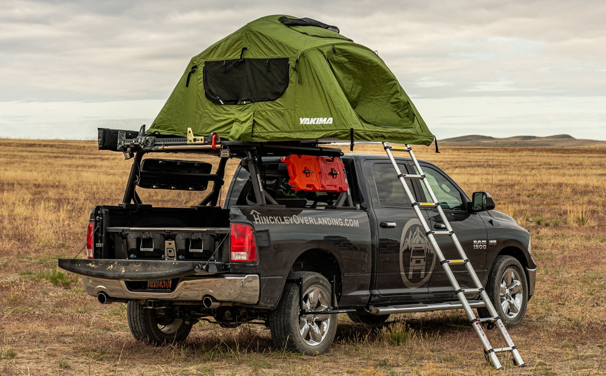 Get camping supplies and car accessories from Hinckley Overlanding